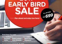 airasia early bird sale